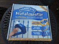 Hammerite Metalmaster Paint sprayer
