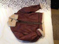 Sheepskin jacket (Legend), perfect condition, size XXL
