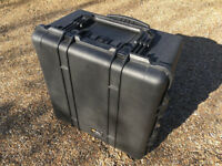1640 Protector Case Pelican Peli Genuine - Top, Base, and Pick 'n' Pluck Foam