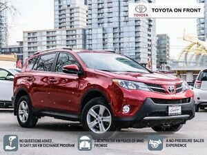 2013 Toyota RAV4 XLE One Owner