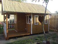 Children's cottages