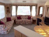 Static Caravan for sale in Hopton / Corton - Norfolk Suffolk boarder - 7 berth