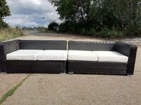 Rattan sofa for Sale in London | Garden Furniture Sets | Gumtree