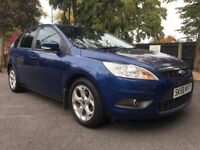 2008 Ford Focus 1.6 Style, 5 Dr, Only 77k Miles, FSH, Long MOT, HPi Clear