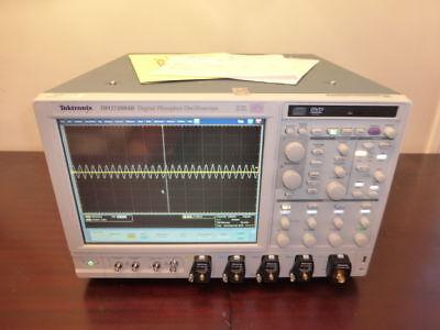 Tektronix Dpo72004b 20ghz 4ch 50gsas Real-time Digital Oscilloscope Calibrated