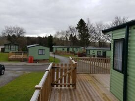Willerby Sheraton 2017 on a 5 star park