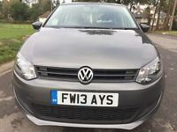 Volkswagen Polo 1.2 S 5dr - First to see will buy this stunning 'low mileage' example
