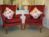 Pair Parker Knoll Original / Vintage almost new in Perfect condition