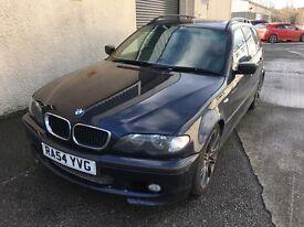 BMW 320d Tourer M Sport **Swapz**