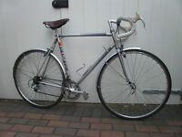 Peugeot 1987 Comete road racing bike