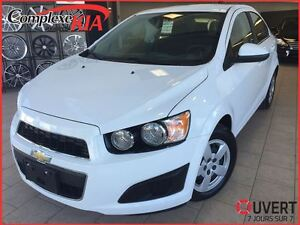 2015 Chevrolet Sonic LT CAMÉRA DE RECUL BLUETOOTH IMPECCABLE
