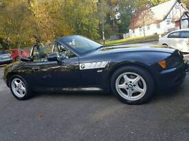 Bmw z3 1.9 only 72000 miles with full service history