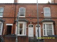 3 BEDROOM HOUSE TO LET, HANDSWORTH, CHURCH VALE, FURNISHED