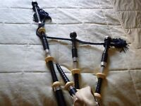 Duncan MacRAE bagpipes for sale