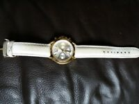 Michael Kors LADIES WHITE WATCH FOR SALE £60
