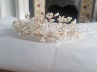 Stunning wedding tiara