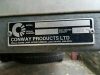 Trailer tent conway camberley 350dl 1994