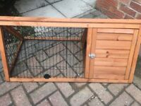 Small hutch for Guinea pig or small rabbit