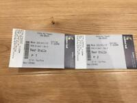 2 x Tickets for King Creosote at Colston Hall, Bristol