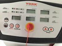 Treadmill - YORK Treadmill- excellent condition.