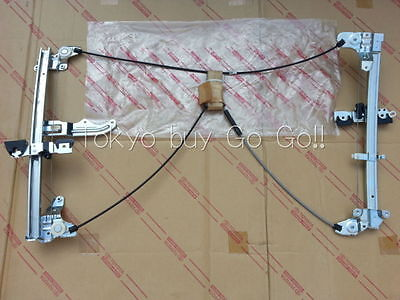 Toyota 4Runner Back Door Power Window Regulator Genuine OEM Parts