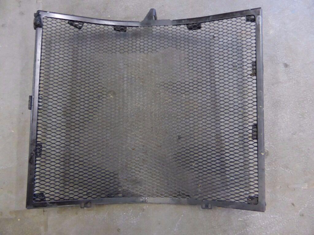 Honda CBR 600RR7 radiator guard