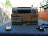 Goodmans Video Cassette Recorder