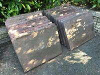 Paving slabs x 22 (free to collector)