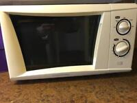 Microwave in VGC