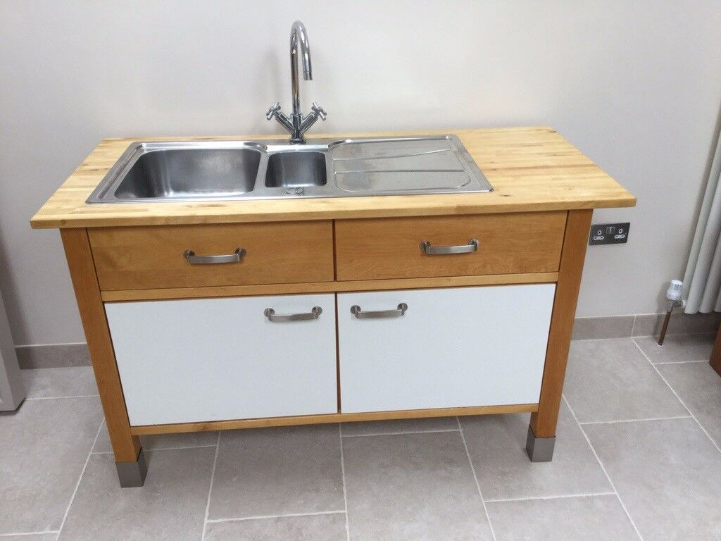 Ikea Varde Freestanding Kitchen Units In Cambridge