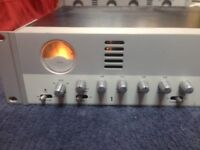 Phonic T8100 Vocalmax - Dual Microphone Tube Preamp