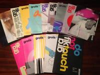 Grafik magazines (15)