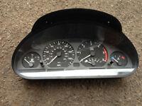 BMW 3 Series E46 330d Speedometer Clocks, Instrument Cluster, Dails, Binnacle