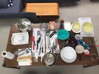 """£2 """"ALL-you-can-take"""" Kitchenware"""
