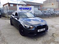 2012 BMW 118D NEW SHAPE *** FULL SERVICE HISTORY *** 76,000 MILES ***