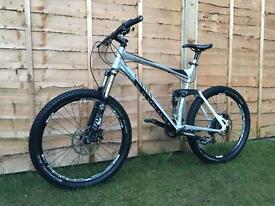 Canyon nerve AM 8.0 full suspension Enduro/Downhill bike, HIGH SPEC, REVERB, SRAM XO