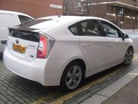 TOYOTA PRIUS T SPIRIT 2012 NEW SHAPE HYBRID +++ UK CAR +++ PCO UBER READY ++ 5 DOOR HATCHBACK