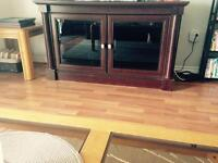 TV stand - purchased 7 months ago