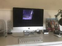 iMac desktop computer good condition