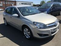 2009 Vauxhall ASTRA 1.6 sxi, mot-March 2019 , service history , 2 owners , focus,megane,civic,auris