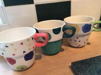 Marks And spencer stacking mugs