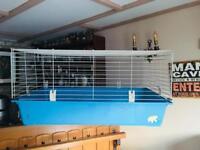 Ferplast bunny rabbit guinea pig cage