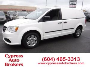 2012 Ram Cargo Van Saftey Certified With Shelving