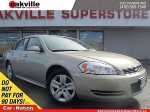 2011 Chevrolet Impala LS | ONLY 56,545KM's | ALLOY WHEELS | CRUI