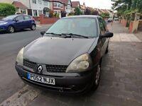 Renault Clio 1.2 8V Expression - Spares or Repair
