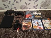 Sony PlayStation 2 slim bundle ps2