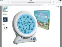 Growclock - Toddler Nightlight & Clock to help with wake up time