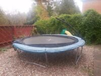 10ft trampoline free