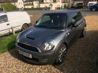 2008 Mini Cooper s, FSH and 12 months MOT
