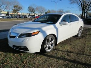 2012 Acura TL Base *AWD*ROOF*LEATHER*